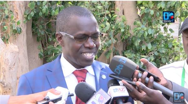 Louga : Moubarack Lo candidat à la mairie de Niomré