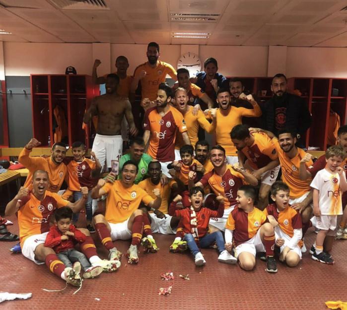 Turquie : Galatasaray de Mbaye Diagne remporte le derby face au Besiktas (2-0) et prend la tête du championnat.
