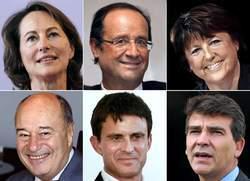 Le 1er tour des primaires socialistes en France, c'est parti