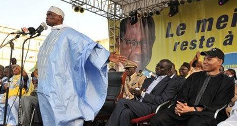 PDS de Idrissa Seck contre PDS de Abdoulaye Wade ( IRAMA DJIBA )