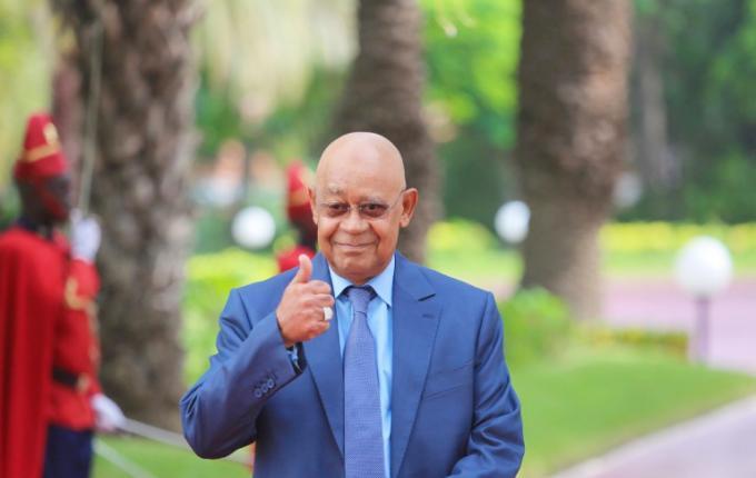 MBOUR : Mahmoud Saleh seul ministre d'État reconduit....