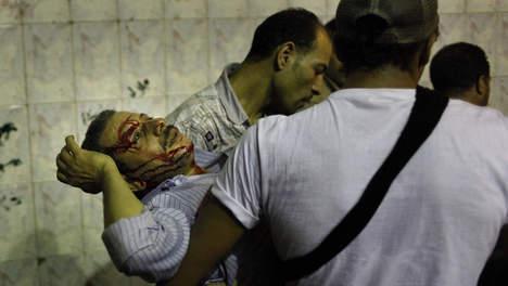 23 morts, 174 blessés dans les affrontements du Caire