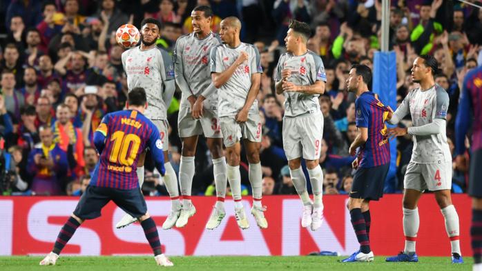 LDC / Demi-finale retour Liverpool – Barca : Les compositions probables