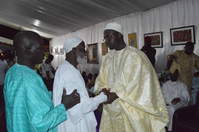Les images de la journée dédiée à Serigne Ibrahima Mbacké à Pikine
