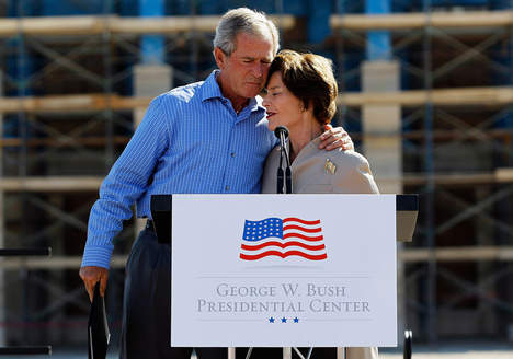 Amnesty International demande l'arrestation de George W. Bush