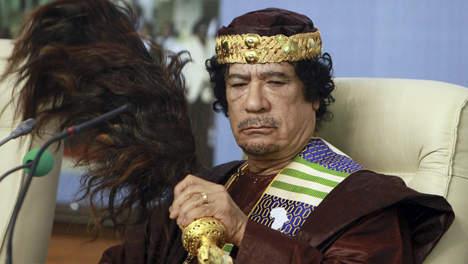 Mouatassim Kadhafi, un des fils de l'ex-leader, capturé à Syrte