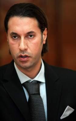 Libye: un commandant dément la capture du fils de Kadhafi