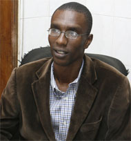 Barka Bâ, directeur de l'Iinformation de la TFM: «Malick Noël Seck est un activiste.»