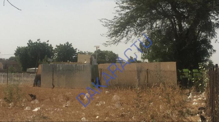 Cimetières «Bahiya» : Voici le mausolée de Cheikh Béthio Thioune (PHOTOS)
