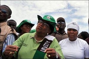 Liberia/élections: fermeture des frontières terrestres