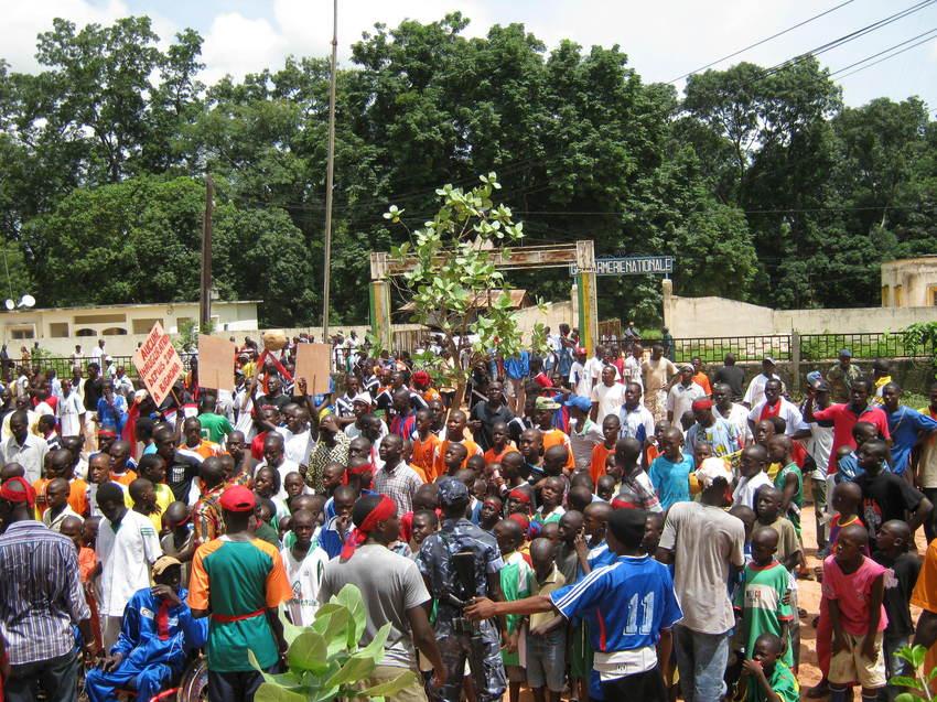 Bignona : La communauté rurale de Niamone se rebelle pour la première fois.