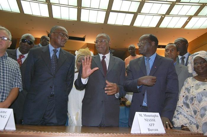 Vers un accord politique candidat de Bennoo - Macky Sall - Cheikh Bamba Dièye ?