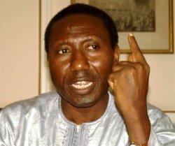 """Me Doudou Ndoye dans Le Grand Jury: """"Ce n'est pas à l'ambassadeur d'Allemagne de suggerer aux candidats du Sénégal l'idée des programmes."""""""