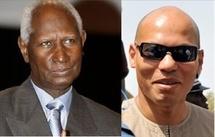 """Affaire Karim Wade: """"Abdou Diouf ne devait pas s'immiscer dans ce débat qui est le débat des Sénégalais qui sont restés au Sénégal pour défendre leur pays.""""(Me Doudou Ndoye)"""