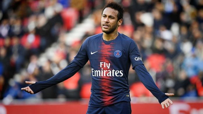Altercation avec un supporter : Neymar suspendu cinq matches dont trois fermes