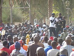 Les Sénégalais face à leur destin