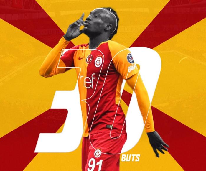 Turquie / Superlig : Un nouveau record pour l'attaquant sénégalais, Mbaye Diagne