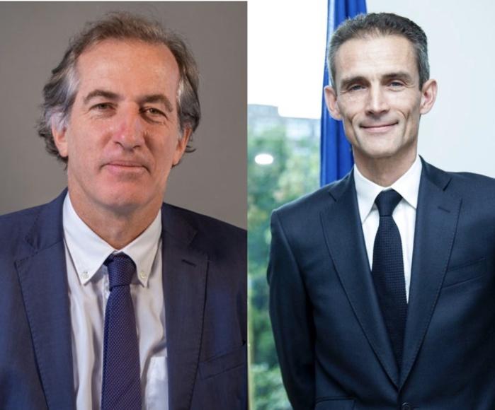 Ambassade de France au Sénégal : Jean Christophe Bigot remplacé par Philippe Lalliot