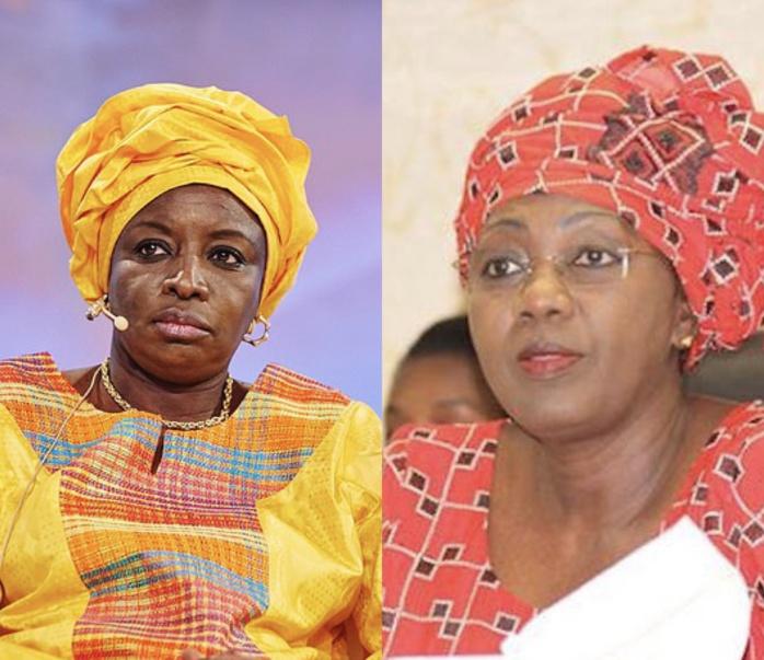 Conseil Economique Social et Environnemental : Aminata Tall part, Aminata Touré arrive.