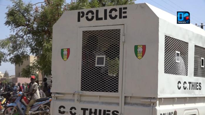 """Trafic routier Thiès-Mbour-Dakar : Les 14 chauffeurs de """"Allos Taxi"""" condamnés à une peine d'un mois avec sursis."""