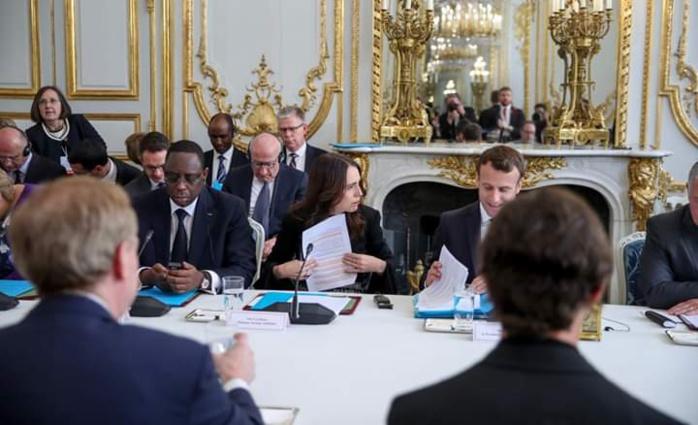 Paris : La main tendue de Macky Sall et l'Appel à l'action de Christchurch contre le terrorisme et l'extrême violence en ligne