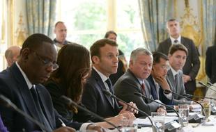 Appel de Christchurch à Paris : Emmanuel Macron relève la nécessité de «créer un Ordre public de l'internet»