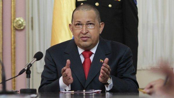 Chavez dénonce l'assassinat de Kadhafi