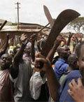 Les idiots de la république: y'en a marre des lutteurs nervis  ( Khadim Gueye )