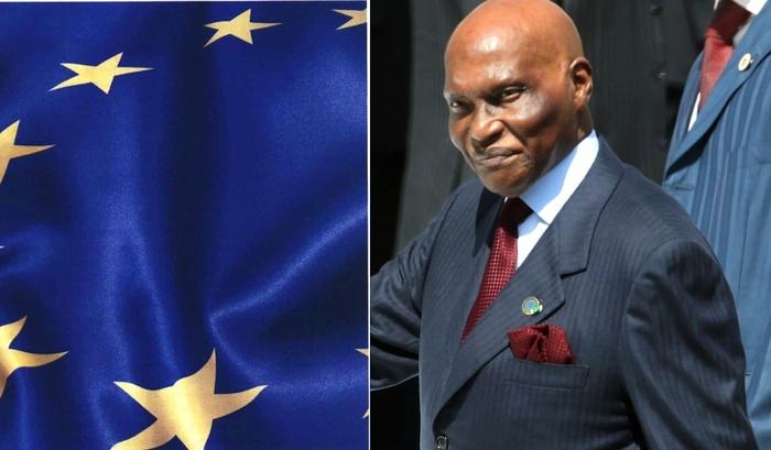 Le double jeu de l'Union européenne (UE) sur la candidature de Wade.