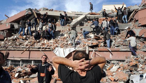 Turquie: le séisme fait une cinquantaine de blessés