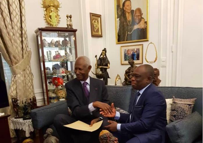 Exclusif Dakaractu : Abdou Diouf ressoude la fracture chez les Houphouëtistes, ouvre la route du bercail à Laurent Gbagbo et adoucit le climat d'avant le scrutin de 2020 (Babacar Justin Ndiaye)