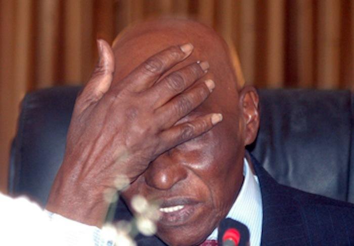 Les confidences d'Abdoulaye Wade à l'un de ses proches.