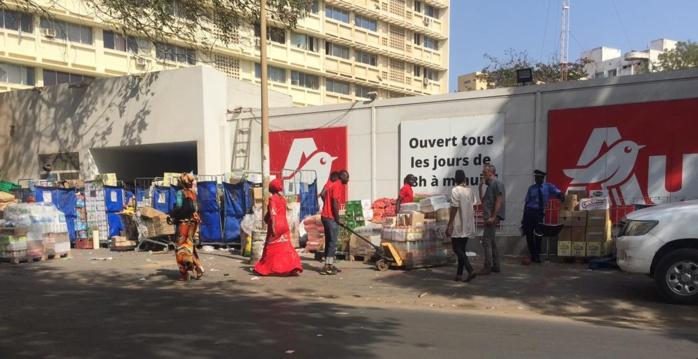 Désencombrement de la voie publique : Auchan Peytavin dans le viseur du préfet de Dakar