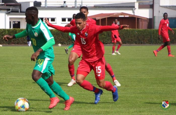 Mondial U20 – Match amical : Grace à un doublé de Amadou Dia Ndiaye, les « Lionceaux » concèdent le nul face au Panama (2-2)