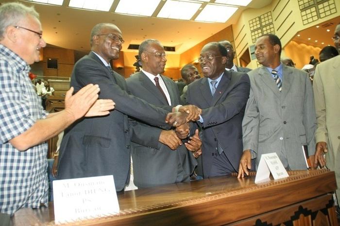 Bennoo Siggil Senegaal : le peuple vous écoute  (Mamadou Diallo)