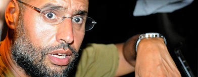 Où se cache Saif al Islam ?