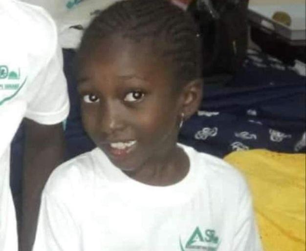 La petite Seynabou Tabara Sy a été retrouvée saine et sauve