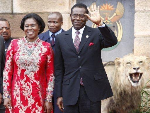 Guinée Equatoriale : la famille du président Obiang Nguema dans le collimateur de la justice américaine