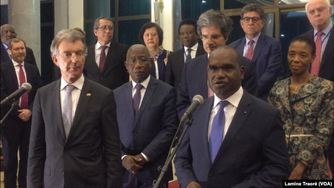 Soutien de la Communauté internationale à la force conjointe G5 Sahel : Paris et Washington ne parlent pas le même langage.