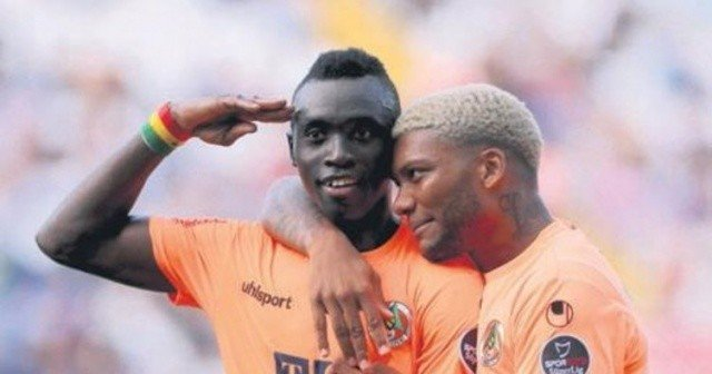 Turquie / Superlig : Papiss Demba Cissé marque son 16e but de la saison et talonne Mbaye Diagne