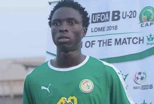 """Mondial U20 / Youssouph Badji attaquant des Lionceaux : """" C'est un rêve que tout joueur veut réaliser... """""""