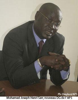 Mouhamed Joseph Henri Sarre, ex-patron de l'APS, poussé à la sortie à cause notamment de… dakaractu (le commentaire du jour de Cheikh Yérim Seck)