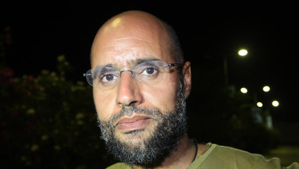 Saïf al-Islam Kadhafi en route pour le Mali (journal)