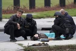 Le tireur de Sarajevo blessé et arrêté, pas tué
