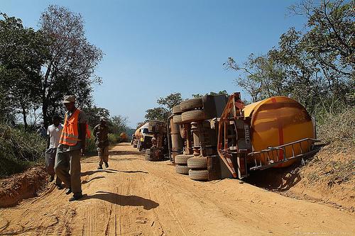 Grave accident de la route en Guinée (AUDIO)