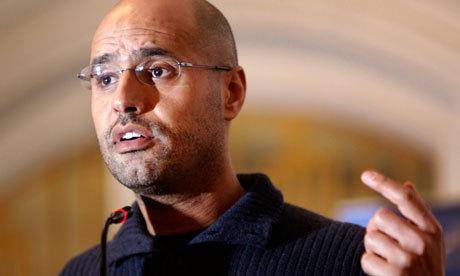 La CPI engage Saïf al Islam Kadhafi à ne pas opter pour la fuite
