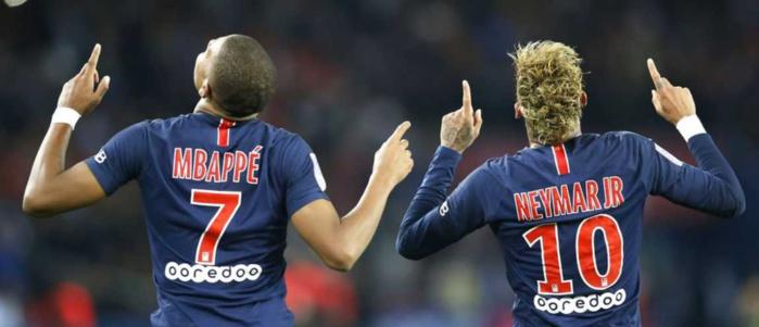 PSG : Unai Emery juge Neymar meilleur que Kylian Mbappé !