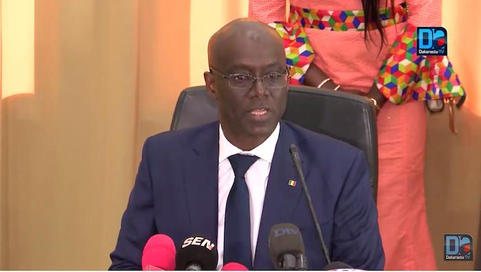Série de meurtres et de viols au Sénégal : Thierno Alassane Sall peste contre cette ''insécurité galopante''