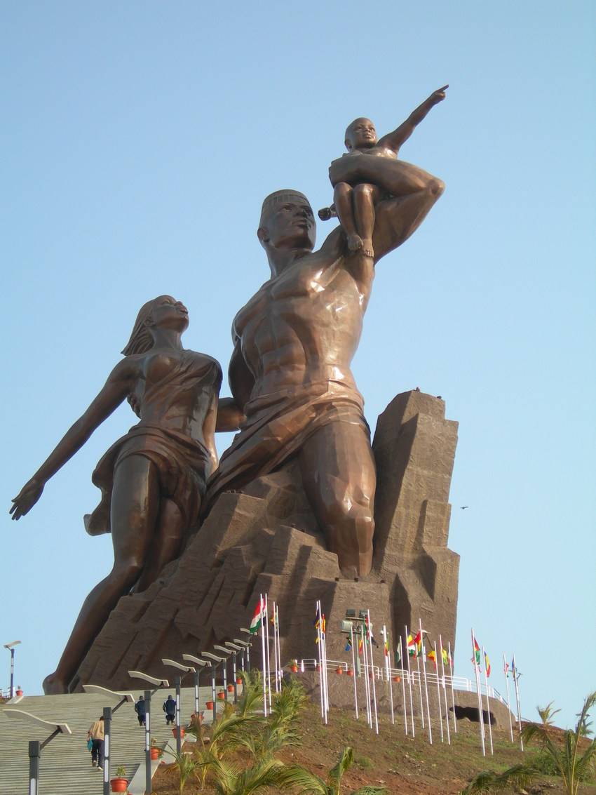 STATUE  OU   STATURE ( BACHIR  DIALLO)