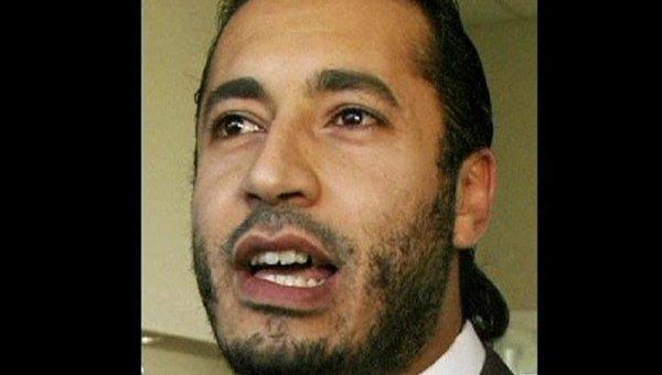 Saadi Kadhafi appelle Interpol à renoncer à le poursuivre